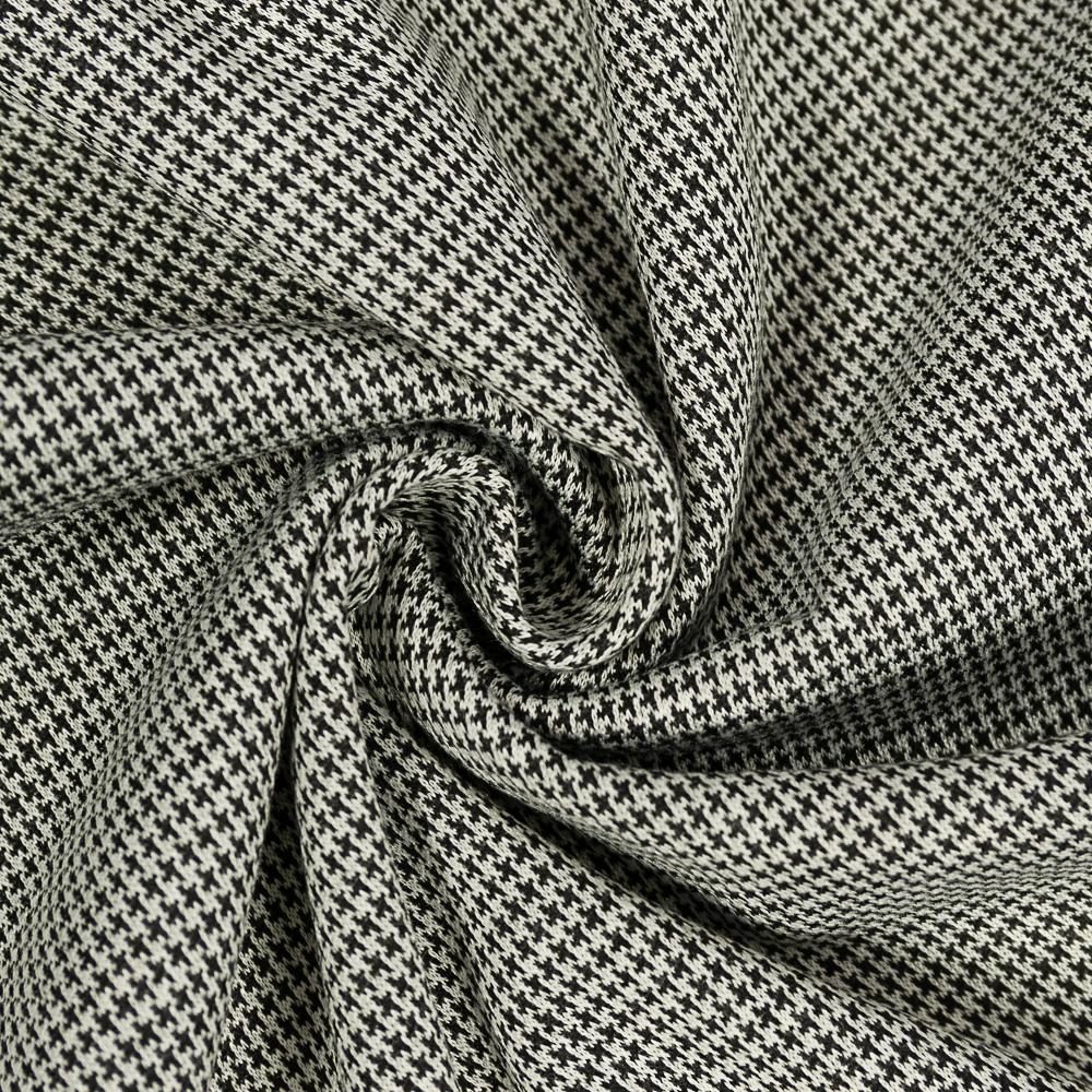 15,98€//m Stoff elastische Ausbrenner Jersey mit Blumen in schwarz 2,00m Breit
