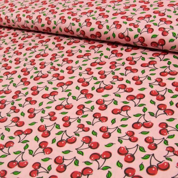 BW1299-517-Baumwollstoff-Kirschen-rosa-1