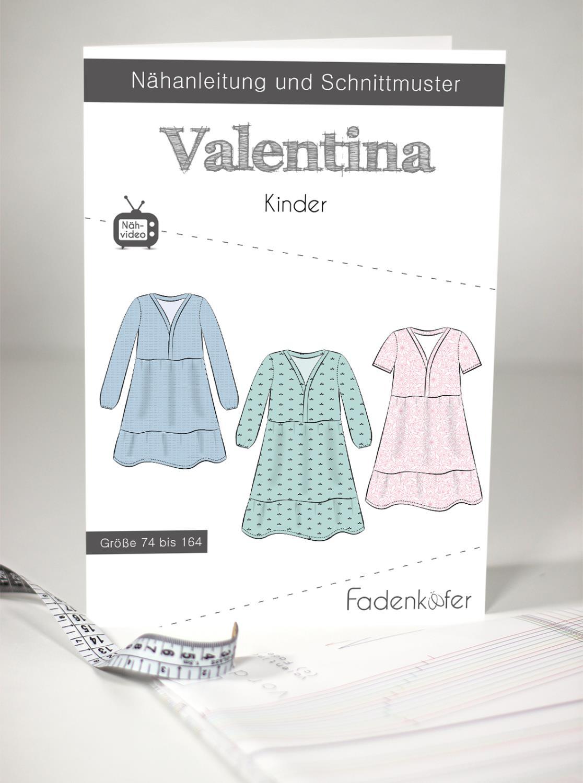 104 kostenlos schnittmuster kleid Kleid nähen