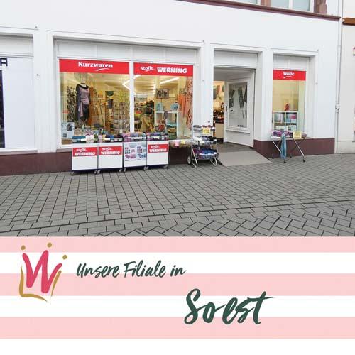 Stoffe-Werning-Filiale-Soest-aussen